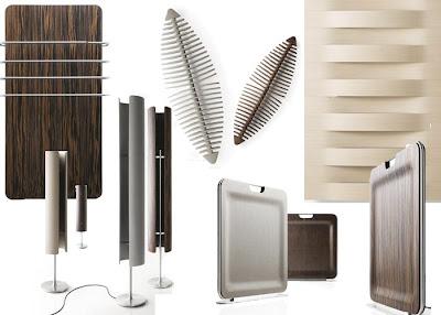Wood radiators by i radium