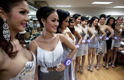 Ladyboy Hotel Thailand