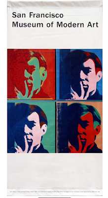 Andy Warhol Museum Banner