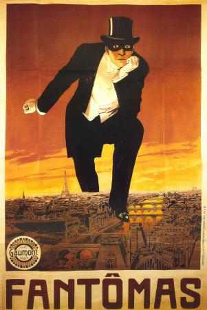fantomas poster gaumont