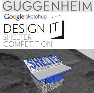Guggenheim & Google's Virtual Design Competition