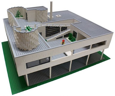If It's Hip, It's Here (Archives): Lego® Replicas Of Eames ...