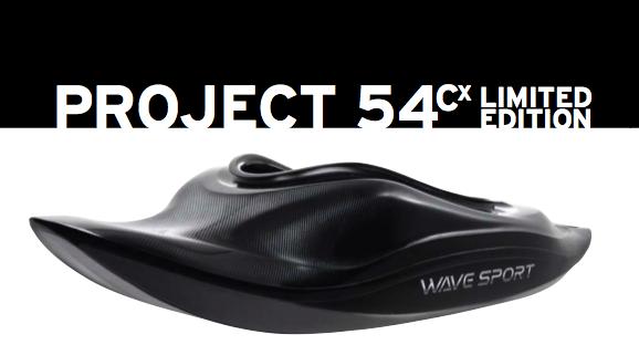 Project 54cx Limited Edition Carbon Fiber Kayak