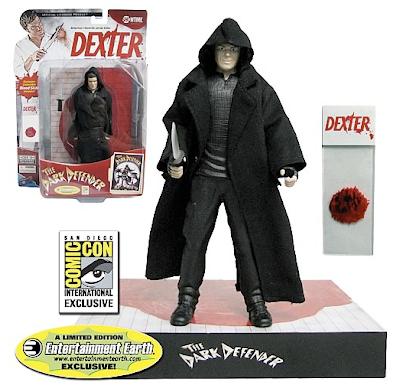 Dexter action figure