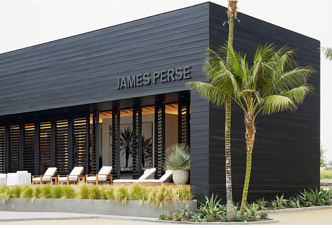If It S Hip It S Here Archives Like His Clothes James Perse Furniture Is Cool Comfy And