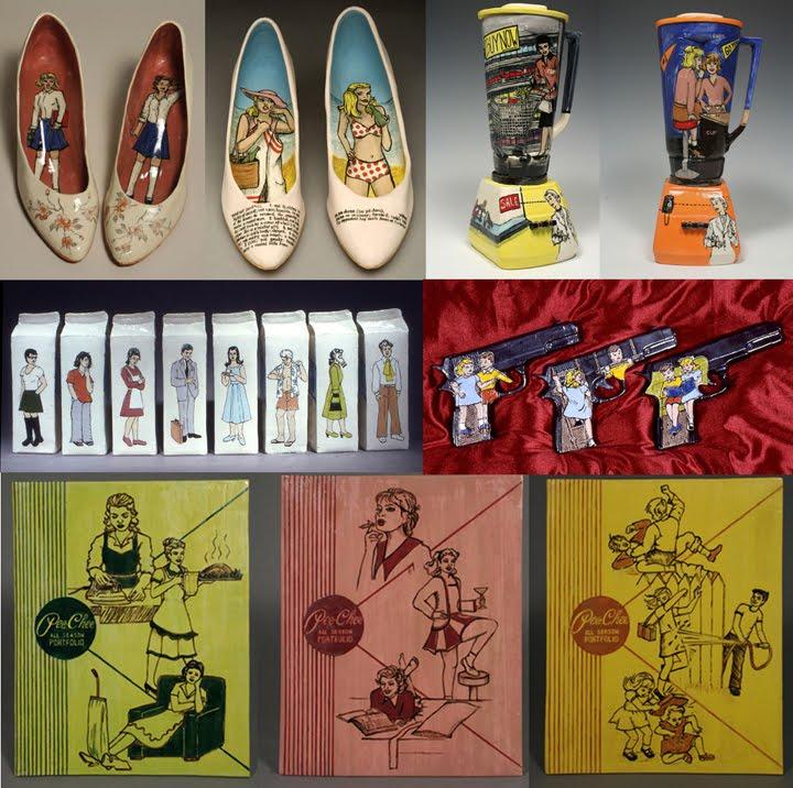 Shalene Valenzuela Slip-Cast Ceramics