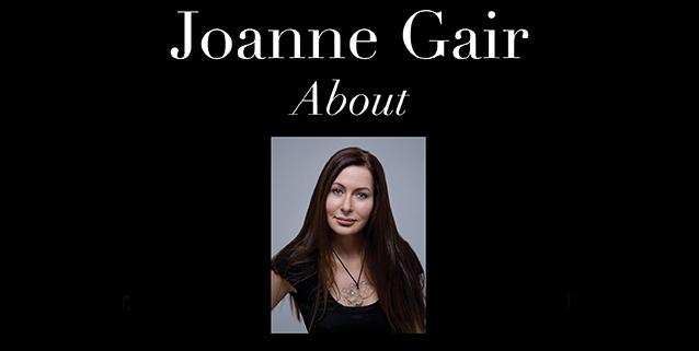 art of joanne gair