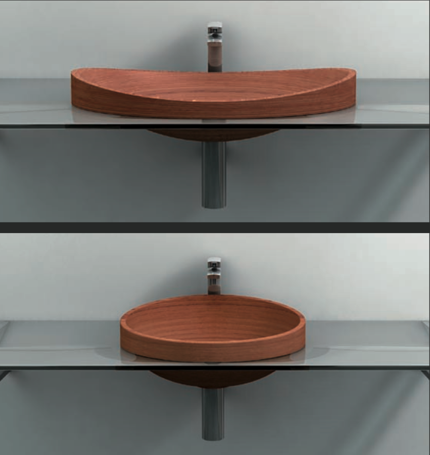 If It's Hip, It's Here (Archives): Modern Teak Tubs ...