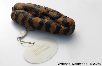 Vivienne Westwood branded bread