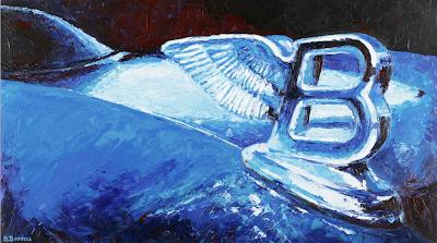 Brett Boydell, The Flying 'B'