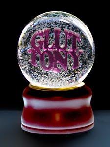 gluttony snowglobe
