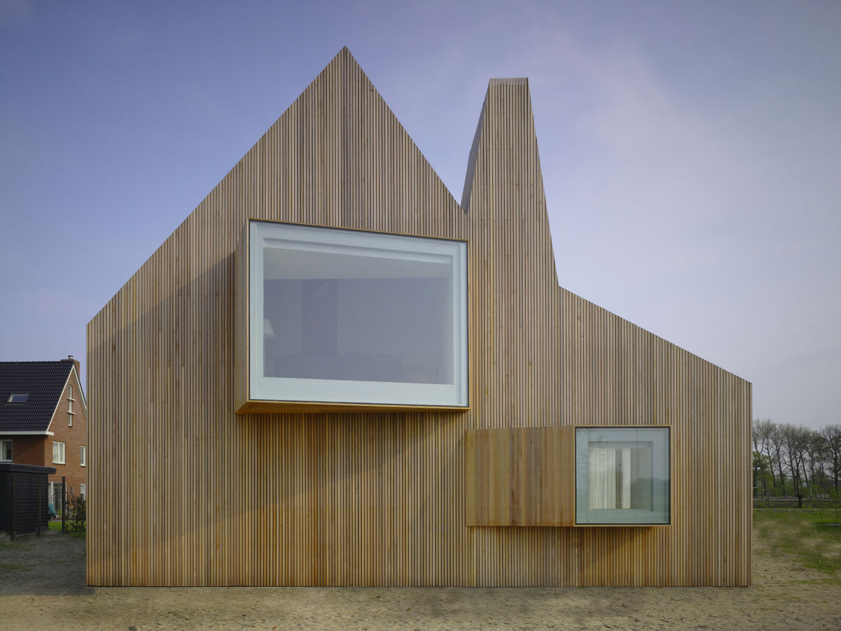 House beirings a modern dutch farmhouse by rocha tombal for Architecture firm amsterdam