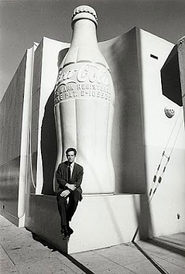 Donald Factor, grandson of Max factor, 1964, photo by Dennis Hopper