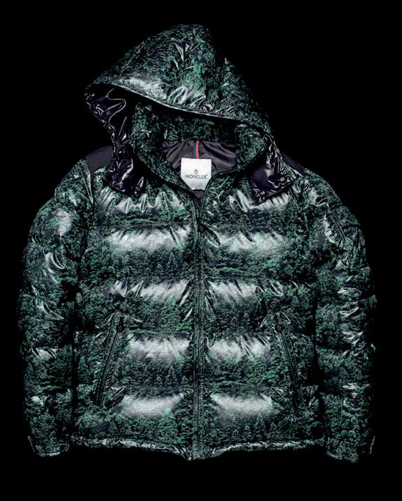 pharrell williams jacket for Moncler