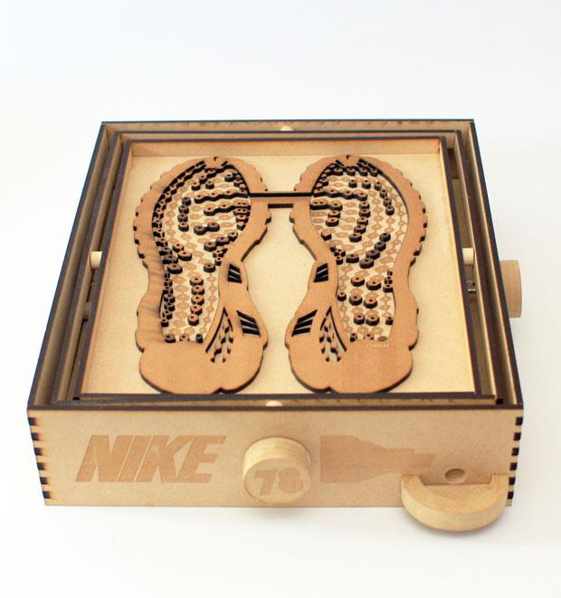 Nike Labyrinth Game
