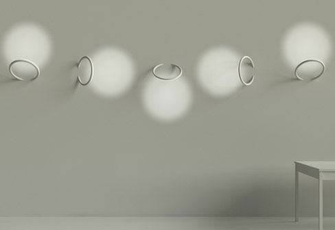 """Ron Gilad's """"Wall Piercings"""" lights on if it's hip, it's here"""