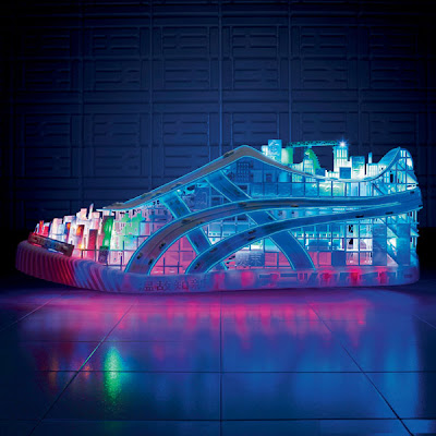 Electric Light Shoe