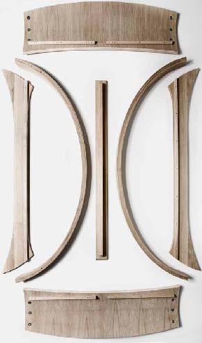 Solid Ash Bed Frames