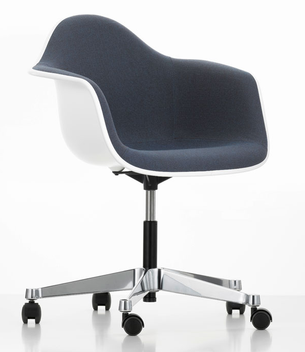 potato chip chair eames comb back windsor if it's hip, here (archives): adding comfort to culture. vitra launches fully upholstered ...