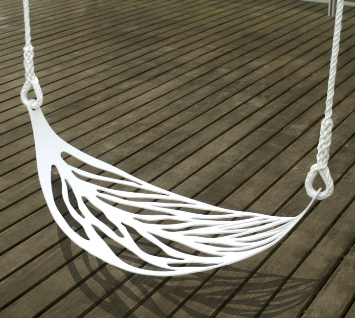 The Leaf Swing Amp Leaf Hammock For Adults By Alberto