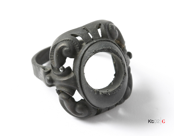 Purple Diamond Ring Meaning