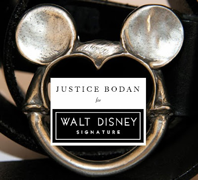 Justice Bodan For Disney