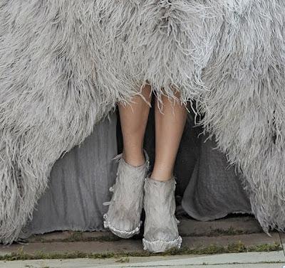 Alexander McQueen 2011 RTW Collection