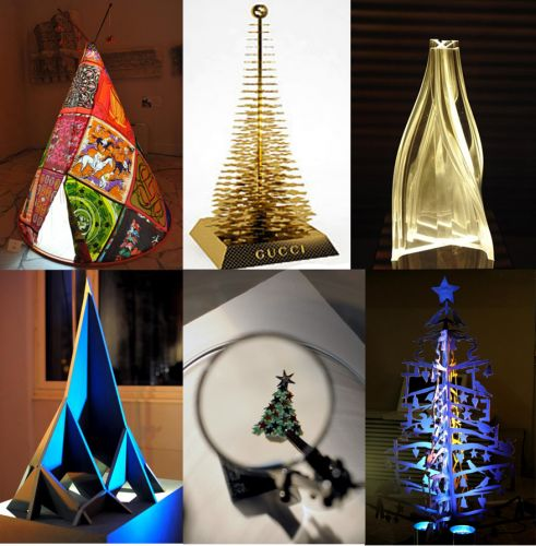 gucci dior hermes designer christmas trees the 15th les sapins de nol des crateurs if its hip its here - Designer Christmas Trees
