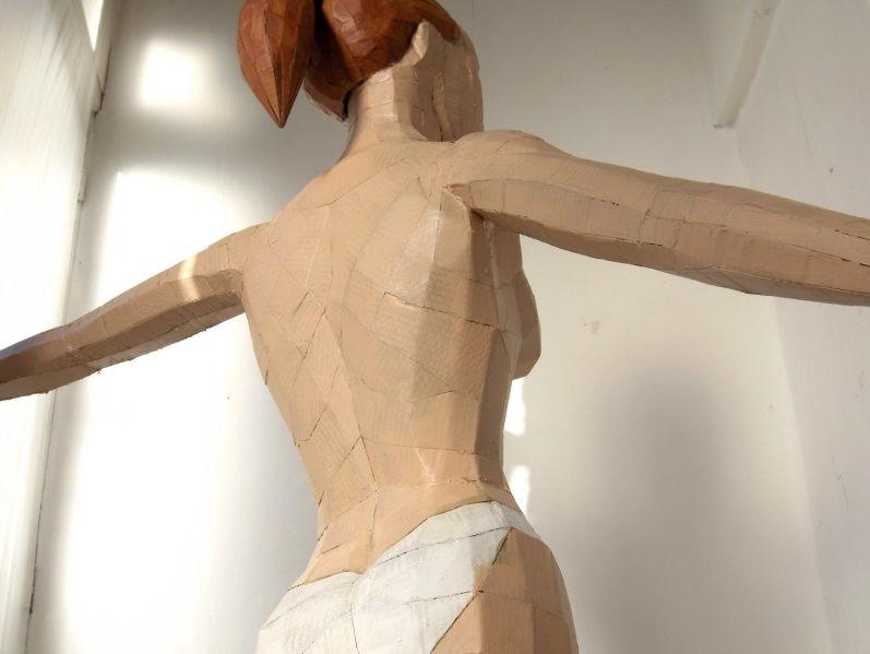 Cardboard Cutie, 2006 by Bert Simons