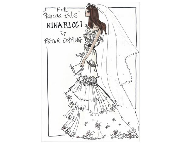 Peter Copping, Nina Ricci