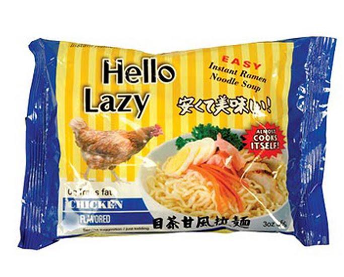 funny ramen noodles
