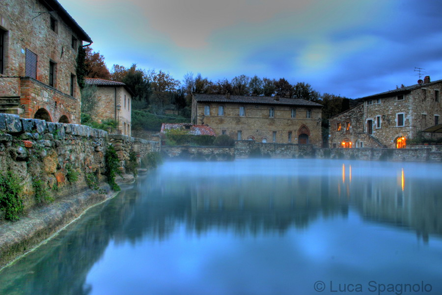 "Bagno Italian ""la Bella Siena"": Places We Visit"
