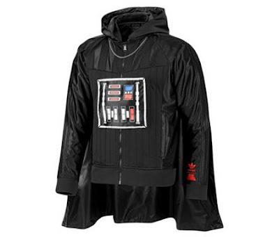 2613a056d9 …vagy a Darth Vader dzsekire. Jó, ez utóbbit azért nehezen képzelem el  magamon, még akár palást nélkül is (ami egyébként leszedhető).