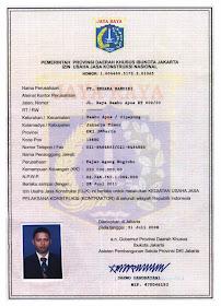 COMPANY PROFILE: Company Profile bag 1