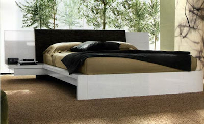 Bedroom indoors design ideas - Italian Bedroom Decoration Style