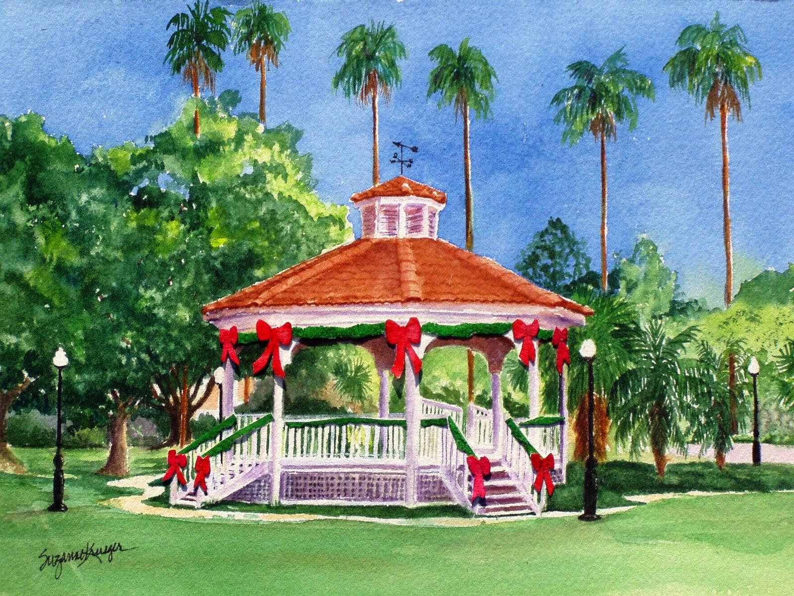 Art Is Autobiography A Florida Christmas Card