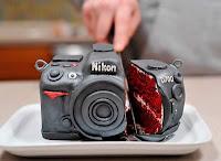 kue unik mirip kamera digital