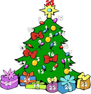 Ciao bambini ciao maestra natale - Immagine dell albero a colori ...
