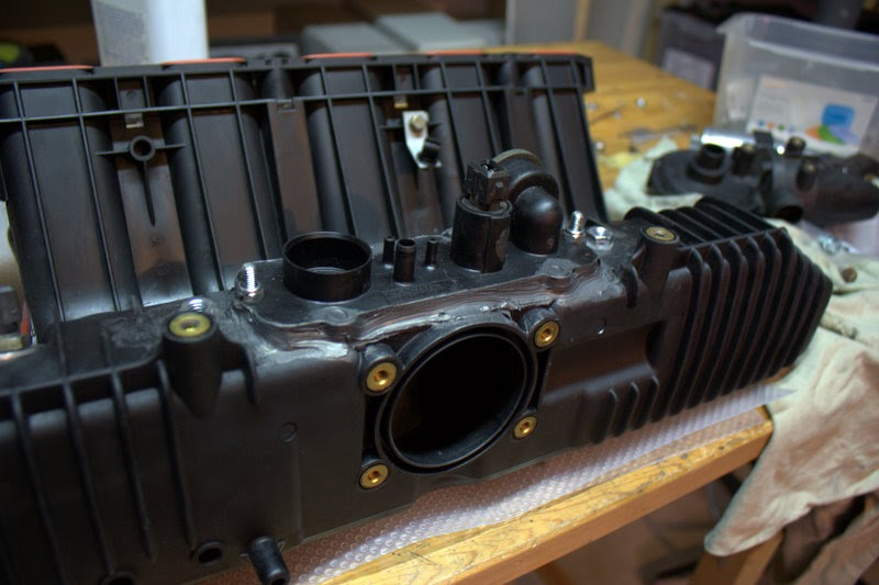 The Great Geekery E36 M50 Manifold Swap