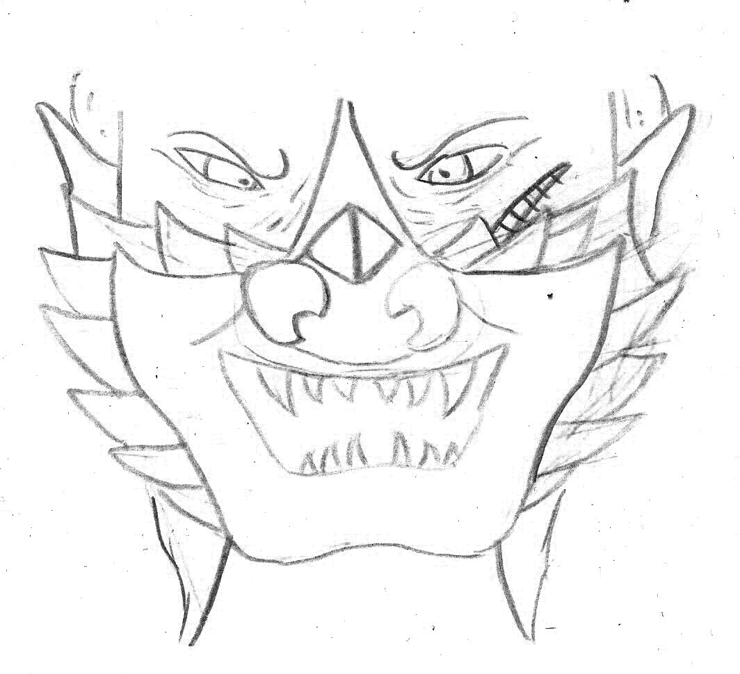 Ethan Clements: Sheriff Dragon Mempo Mask Designs...