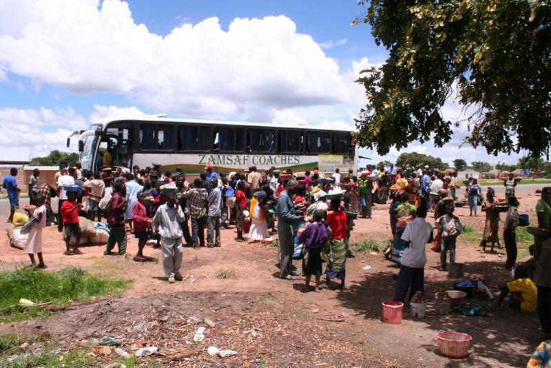 14 gripna for kuppforsok i zambia