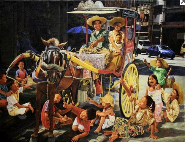Kalesa by Dante Hipolito  Proudly Philippine Made