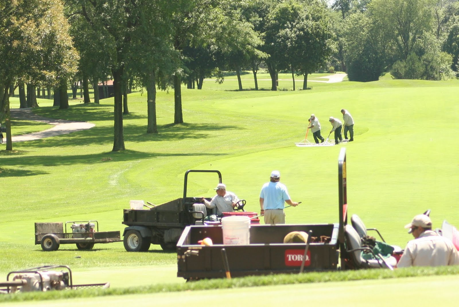 northmoor country club golf course operations the golf.html