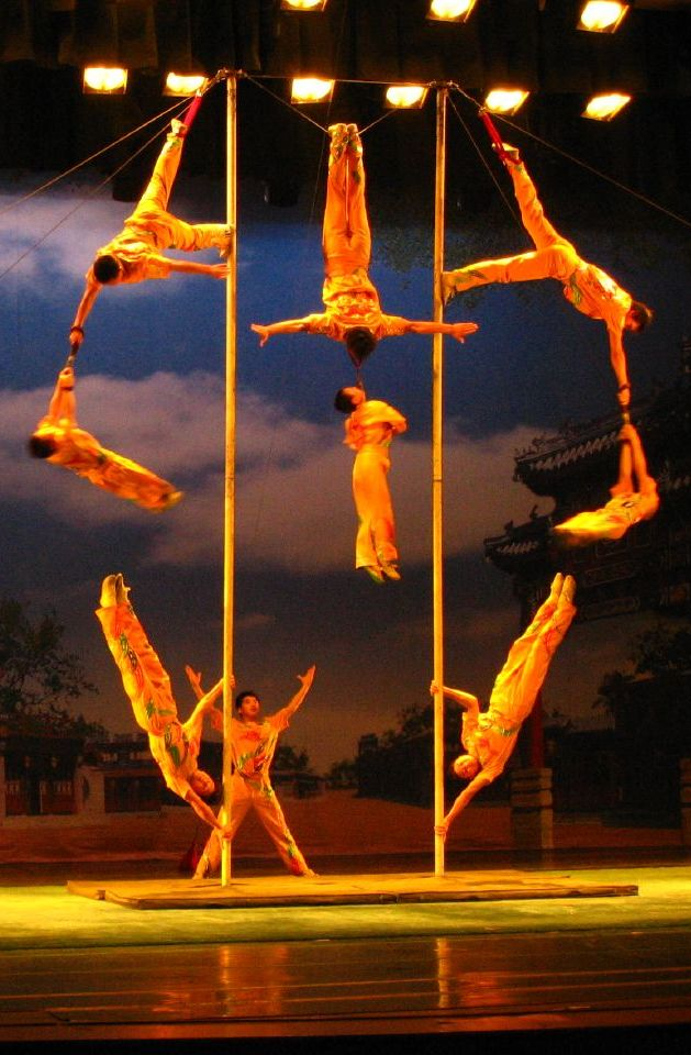 Bella Green Blog: Pole Dancing Escapes the Strip Club ...