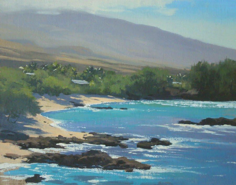 Puako Beach Big Island Hawaii