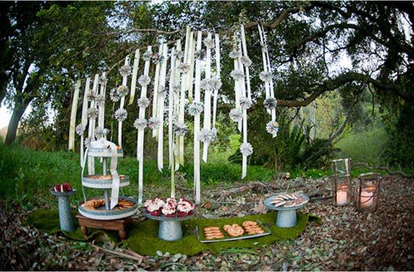 Fantasy Picnic Setting Celebrations At Home