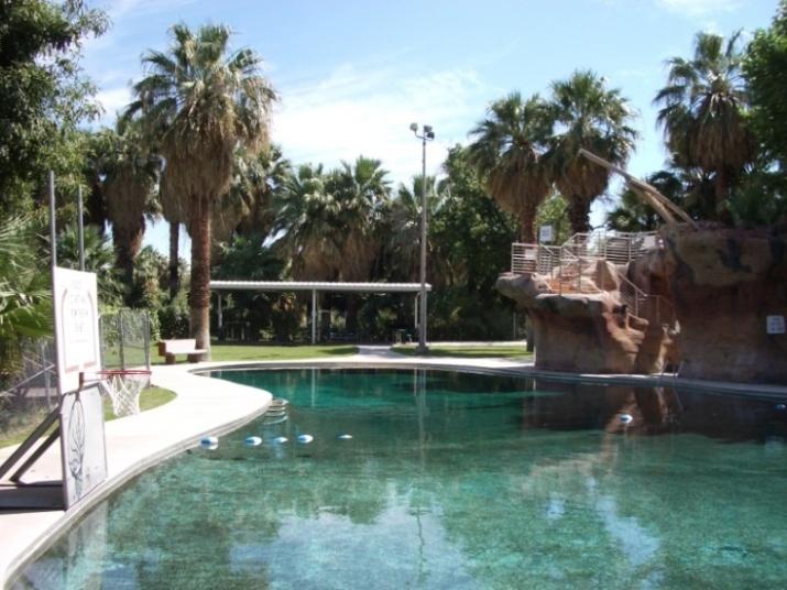 Warm Springs Nevada History