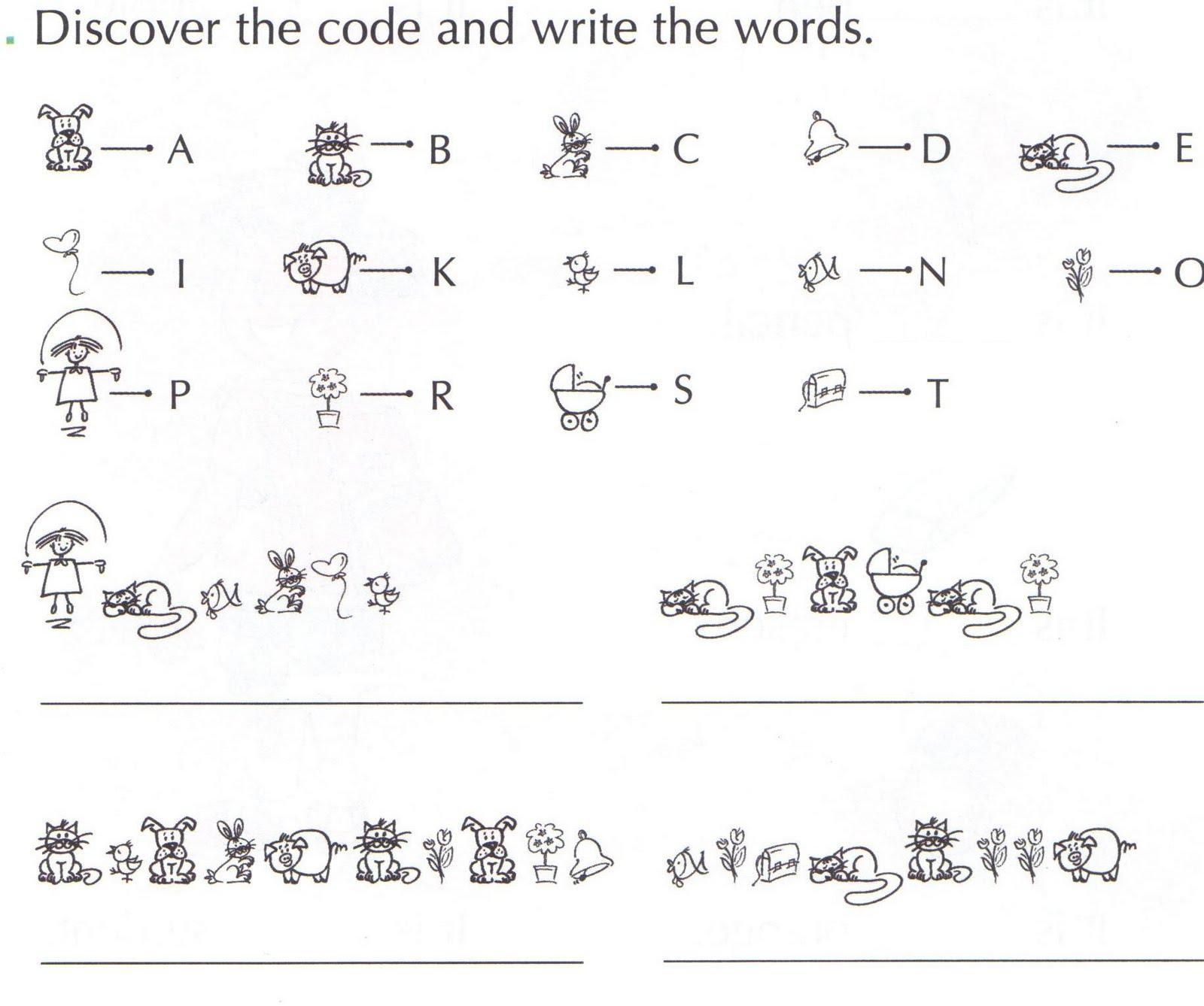 Atividades De Ingles Objects School Objetos Escolares