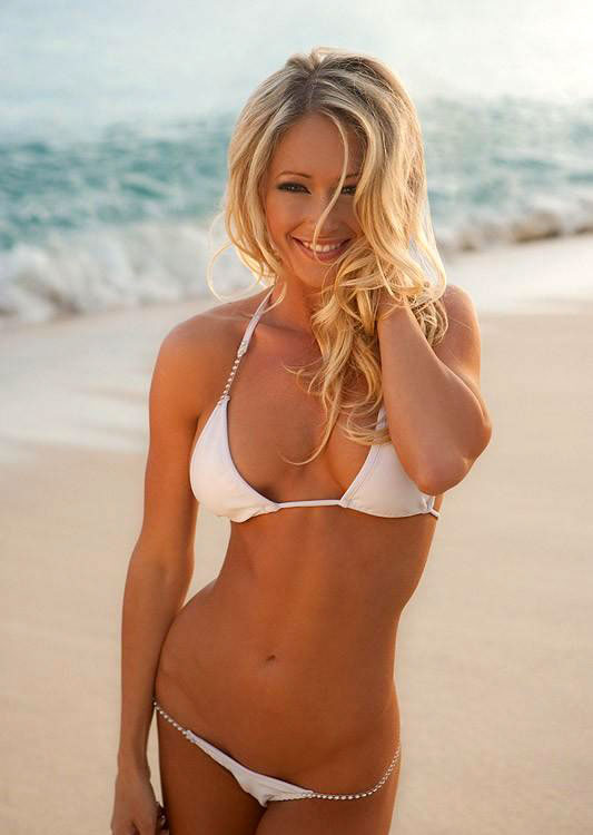 Super Hot Jenna Renee Webb Flaunting Her Sexiest Body