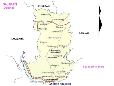 Odisha at a Glance: Gajapati District